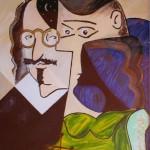 Acrilico_sobre_lienzo_Quevedo_y_Picasso_de_Aragonés
