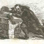 Dibujo-de-Gómez-en-obras-de-Quevedo-imprenta-de-Mellado-Madrid-1841-3