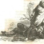 Dibujo-de-Gómez-en-obras-de-Quevedo-imprenta-de-Mellado-Madrid-1841-4