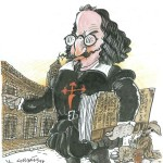 Dibujo-de-José-Luis-Cabañas-en-La-Picaresca-de-la-Fundación-General-de-la-Univ-de-Alcalá