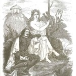 Dibujo-de-Piquer-en-obras-de-Quevedo-imprenta-de-Mellado-Madrid-1841