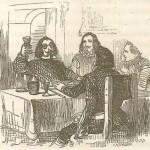 Dibujo-en-Obras-de-Quevedo-imprenta-de-Mellado-Madrid-1841-4