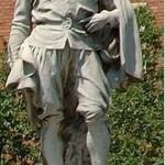 Estatua-en-Glorieta-de-Quevedo-Madrid-de-Agustín-Querol-2