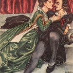 Quevedo, Amores y estocadas de M. Fernández González, Madrid, Editorial Tesoro, 1950.