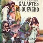 Quevedo, Aventuras Galantes de Quevedo, Barcelona, Ediciones Petronio, 1973, ilustración de Chacón (2)