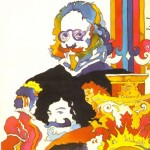 Quevedo en Diccionario privado de D. Francisco de Quevedo, Madrid, Altalena Editores, 1981