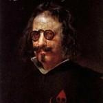 Quevedo por Diego de Velazquez