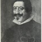 Quevedo retrato atribuido a Velazquez