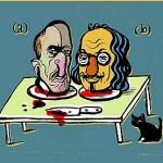 Quevedo y Góngora, Ilustración de Ulises, diario El Mundo