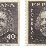 Sellos de Quevedo, 1945 (3)